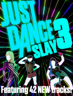 Just Dance Slay 3 COVER