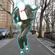 DancingWithMySelf DANCER