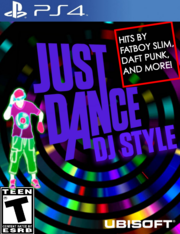 JustDanceDJStylePS4Cover