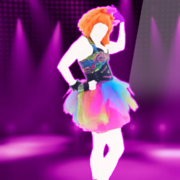 JustDanceTwinkle Realness4Square