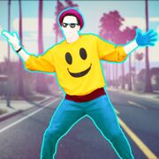 Just Dance Now - Happy