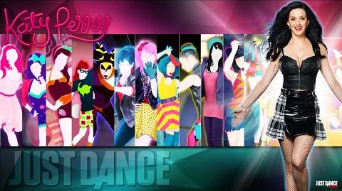 Just Dance Katy Perry JD1 - JD2016 History in Just Dance