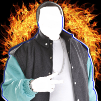 FireBurningSquare