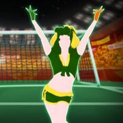 Just Dance Now - Futebol Crazy