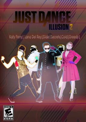JustDanceIllusion2Cover
