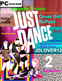Just Dance JDLOVER12 2 PC Game Cover