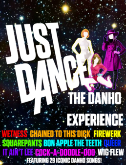 JustDanceDanho Cover