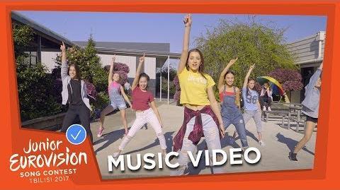 ISABELLA CLARKE - SPEAK UP - AUSTRALIA 🇦🇺 - OFFICIAL MUSIC VIDEO - JUNIOR EUROVISION 2017