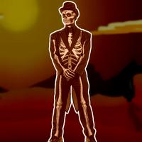 Skeleton SLAY4SQUARE