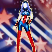 American SLAY4SQUARE