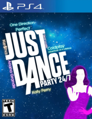 JustDanceParty247PS4