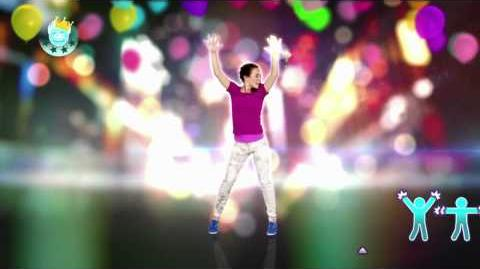 Just Dance Kids 2014 - Hit The Lights - 4* Stars