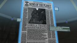 Notícias do Planeta
