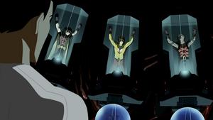 Heróis capturados
