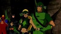 Green Arrow introduces Artemis