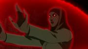Halo red aura