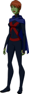 Miss martian young justice invasion