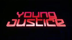 Young Justice Title