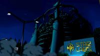 STAR Labs demolished
