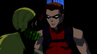 Red Arrow warns Artemis