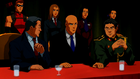 Luthor plays mediator