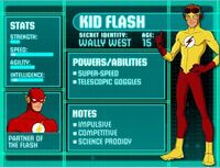 Info Kid Flash