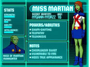 Powers Miss Martian