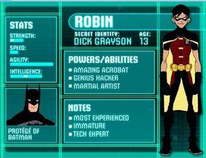 Info Robin