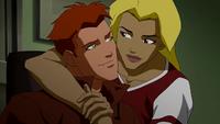 Wally e Artemis ainda juntos