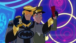 No adverts in Justice League selfies - if you've got five bucks.