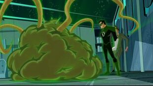 Green Lantern's sink unblocking was long overdue.