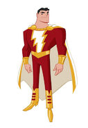 Justice league action shazam by shinrider-dba0mrv
