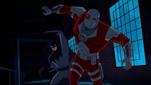 Batman is dead sure he'll get Deadshot.