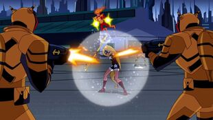 HIVE is aiming low if Firestorm and Stargirl are its targets.