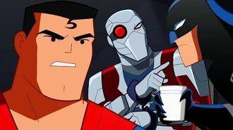 Justice League Action - Good Cop, Bat Cop - DC Kids