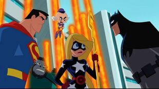 Rookie Stargirl's first outing earns universal scorn.