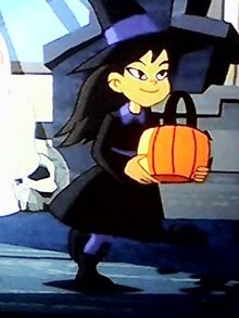 Witch in Trick or Threat