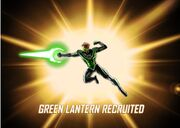Green Lantern Sprite