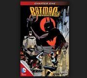 Batman Beyond Cover 3