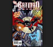 Batman Beyond Cover 2