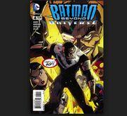 Batman Beyond Cover 8