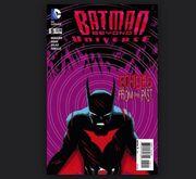 Batman Beyond Cover 4