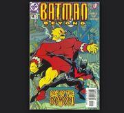 Batman Beyond Cover 6