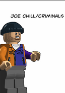 TKOG Movie Comic Joe Chill - Criminals