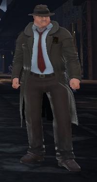 Harvey Bullock (Gary's DCU)