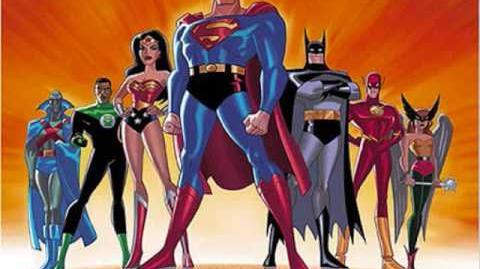 Justice league theme-0