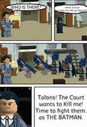 TKOG Movie Comic 4-5