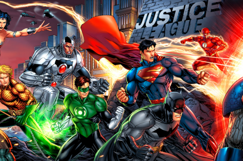 Justice League Fan Fiction Wiki