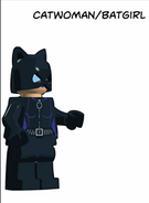 TKOG Movie Comic Catwoman-Batgirl