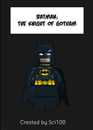TKOG Movie Comic First Page